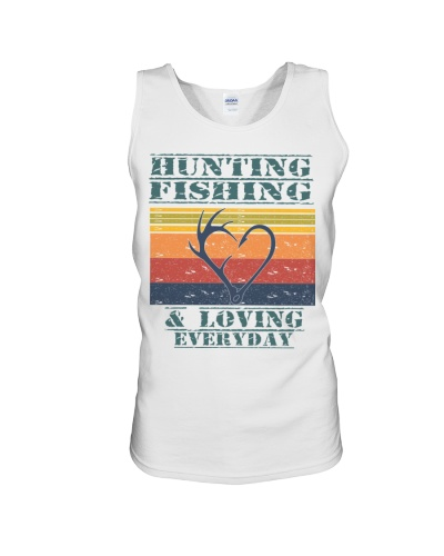 Hunting and Fishing tee