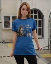 ROMAN TSHIRT  Classic T-Shirt apparel-classic-tshirt-lifestyle-19