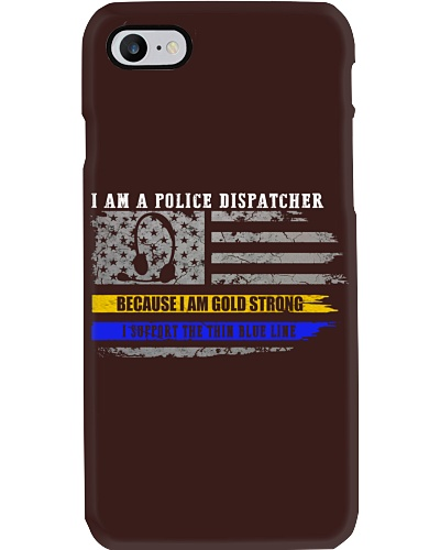I AM A POLICE DISPATCHER