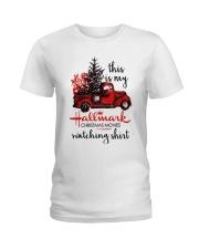 t-shirt Ladies T-Shirt front