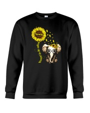 Blessed To Be Called Mommy Crewneck Sweatshirt thumbnail