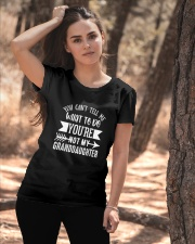 Granddaughter Ladies T-Shirt apparel-ladies-t-shirt-lifestyle-06