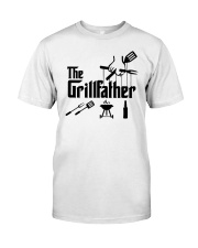 The Grillfather Classic T-Shirt thumbnail