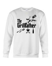 The Grillfather Crewneck Sweatshirt thumbnail