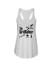 The Grillfather Ladies Flowy Tank thumbnail
