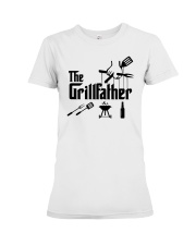 The Grillfather Premium Fit Ladies Tee thumbnail