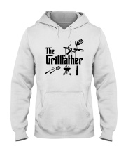 The Grillfather Hooded Sweatshirt thumbnail
