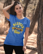 Blessed To Be Called Nina Ladies T-Shirt apparel-ladies-t-shirt-lifestyle-06