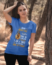 I'm An April Girl Ladies T-Shirt apparel-ladies-t-shirt-lifestyle-06