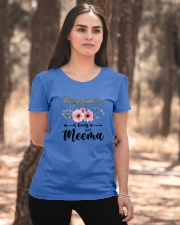 Happiness Is Being A Meema Ladies T-Shirt apparel-ladies-t-shirt-lifestyle-05