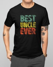 Best Uncle Ever Classic T-Shirt apparel-classic-tshirt-lifestyle-front-164