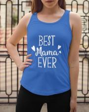 Best Mama Ever Ladies Flowy Tank apparel-ladies-flowy-tank-lifestyle-04