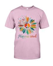 Hippie Soul Sunflower Classic T-Shirt tile