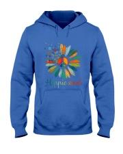 Hippie Soul Sunflower Hooded Sweatshirt tile
