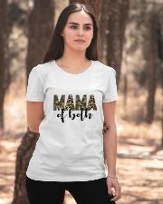 Mama Of Both Ladies T-Shirt apparel-ladies-t-shirt-lifestyle-05