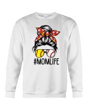 Momlife Crewneck Sweatshirt thumbnail