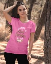 Great Grandma Ladies T-Shirt apparel-ladies-t-shirt-lifestyle-06
