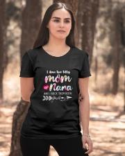 Mom And Nana Ladies T-Shirt apparel-ladies-t-shirt-lifestyle-05