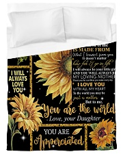 Mother's Day Gift 2020 - To my Mom Duvet Cover - Twin XL thumbnail