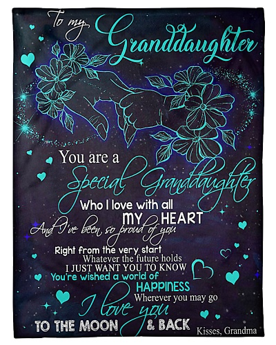 To Granddaughter