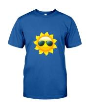 My sun test Classic T-Shirt front