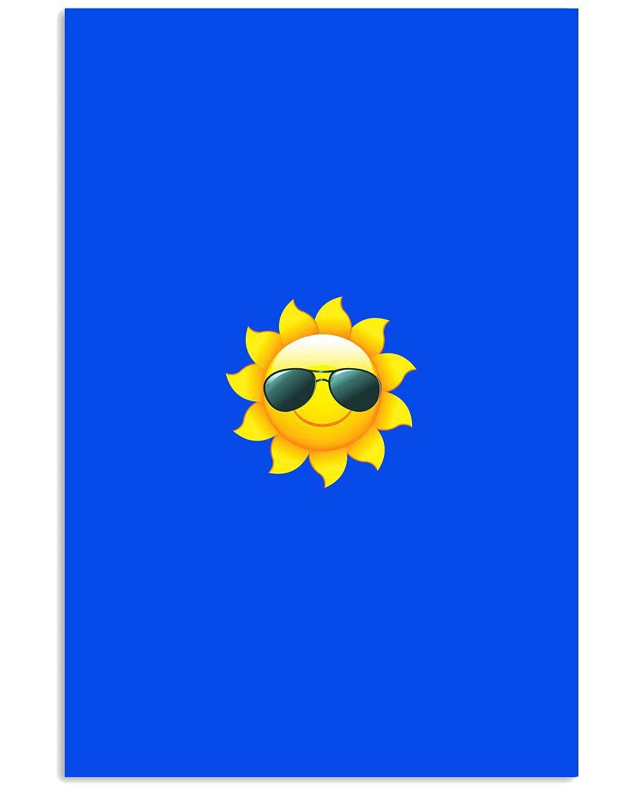My sun test 11x17 Poster