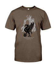 liverpool epl champions Classic T-Shirt front