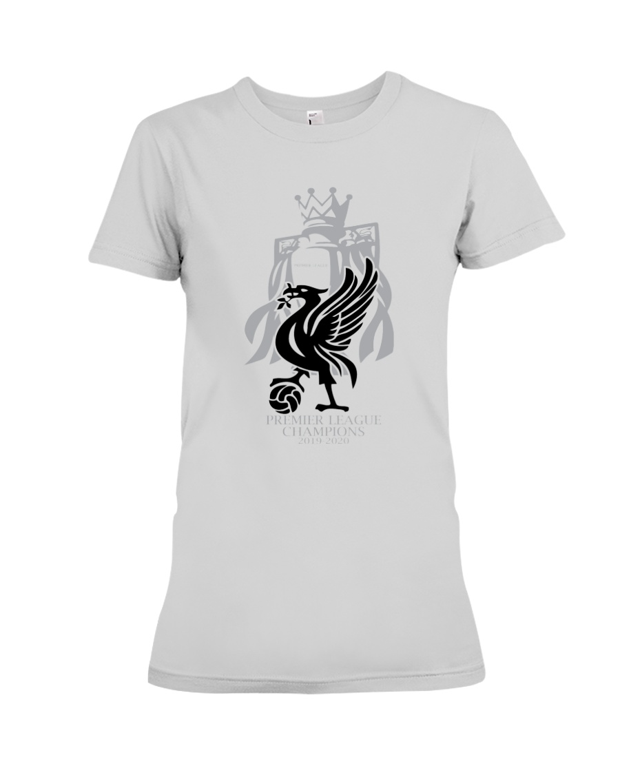 liverpool epl champions Premium Fit Ladies Tee