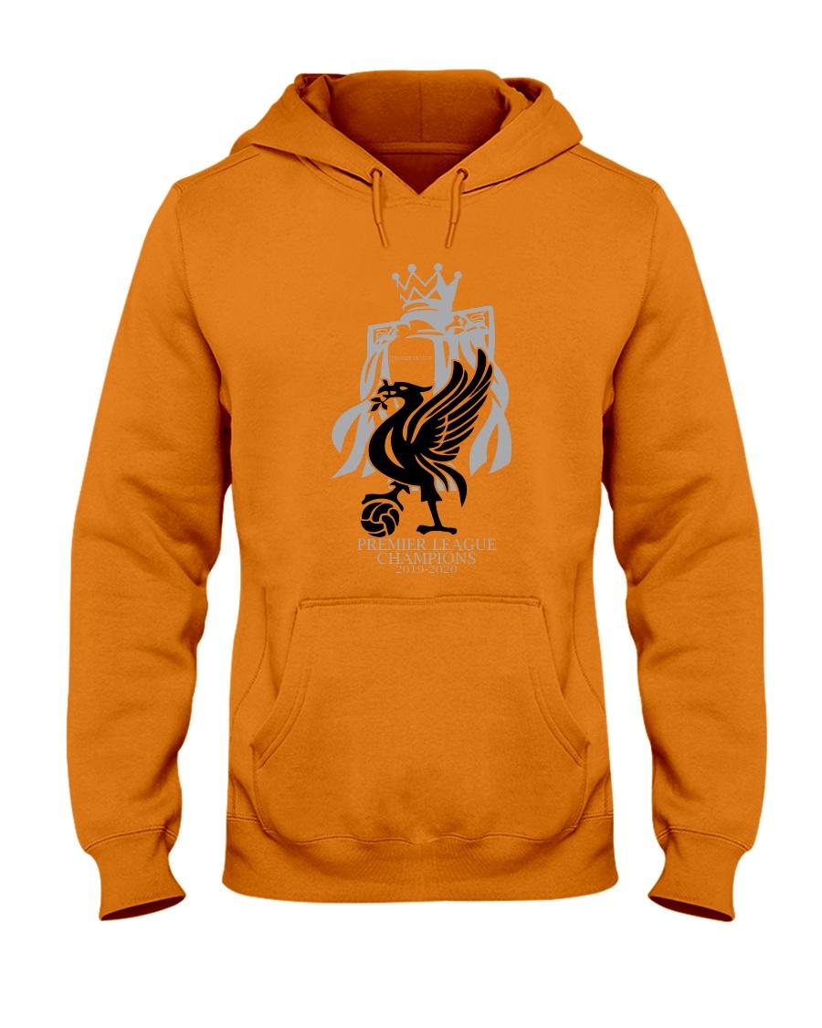liverpool epl champions Hooded Sweatshirt