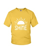 Summer Sunshine  Youth T-Shirt front