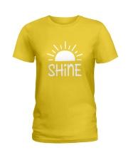 Summer Sunshine  Ladies T-Shirt thumbnail
