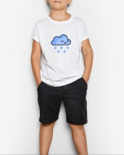 Happy Cloud Youth T-Shirt lifestyle-youth-tshirt-front-1