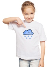 Happy Cloud Youth T-Shirt lifestyle-youth-tshirt-front-2