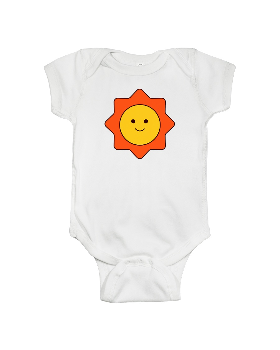 Little Sun Onesie
