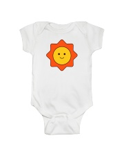 Little Sun Onesie front