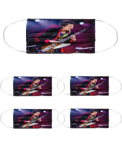 Ronnie Wood face mask