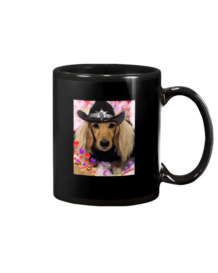 Lancelot the New Sheriff in town Mug