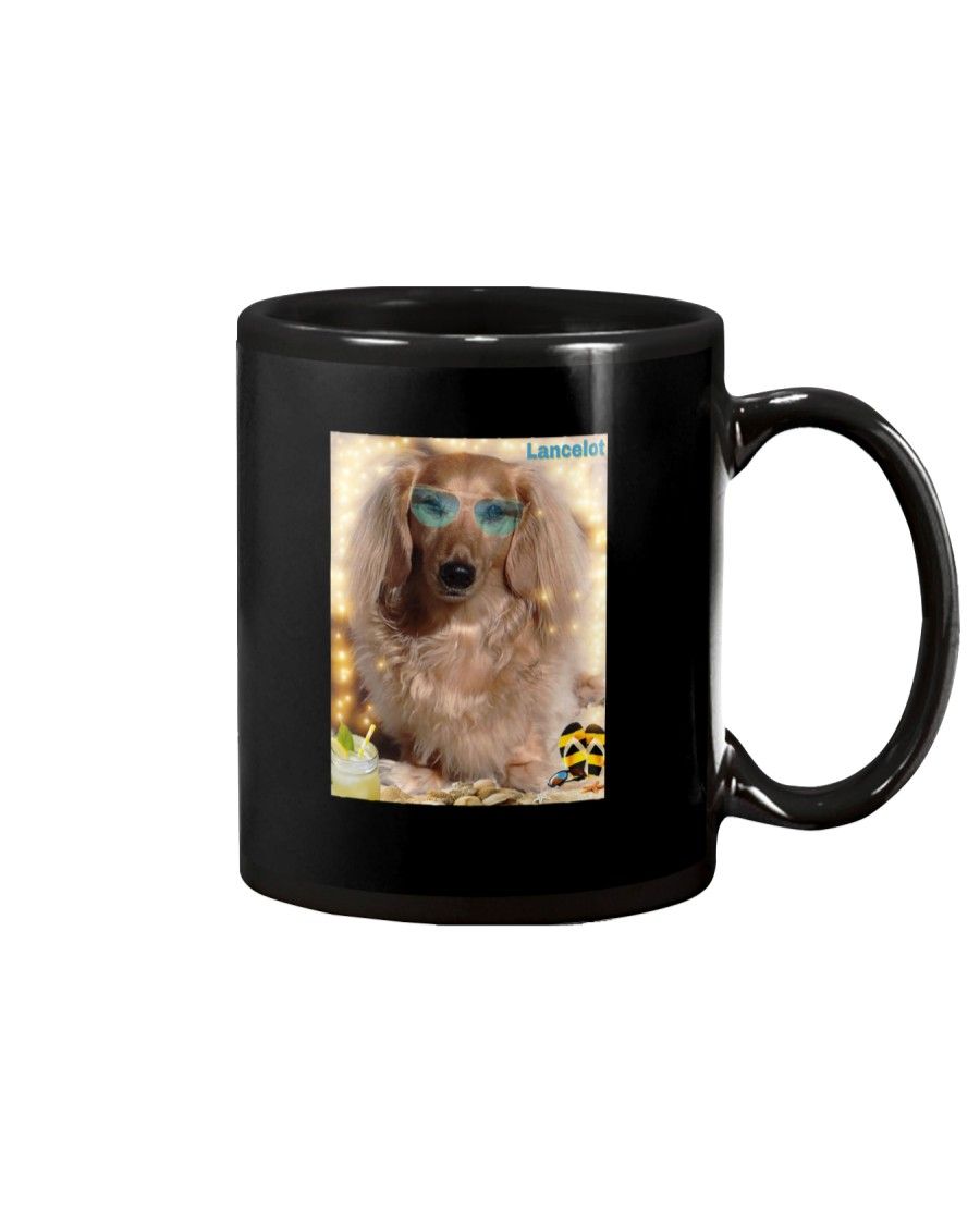 Lancelot the beach boy  Mug