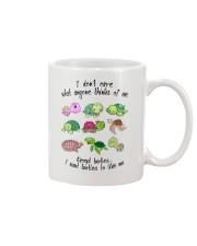 I WANT TURTLES TO LIKE ME Mug thumbnail