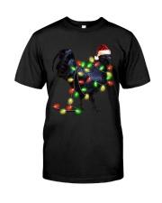 CHICKEN LIGHT TREE Classic T-Shirt thumbnail