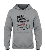 CHIHUAHUA LADY Hooded Sweatshirt thumbnail