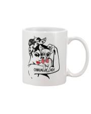 CHIHUAHUA LADY Mug thumbnail