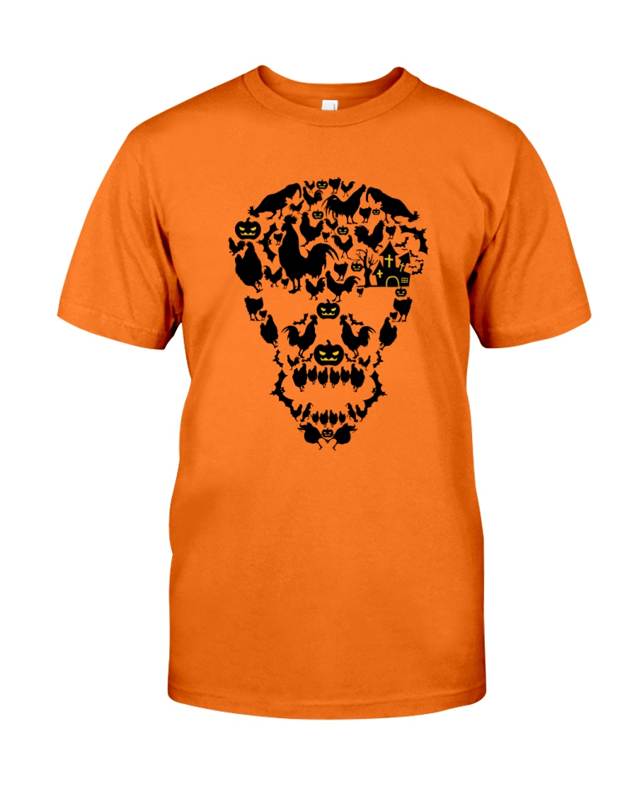 CHICKEN SKULL Classic T-Shirt