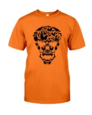 CHICKEN SKULL Classic T-Shirt front