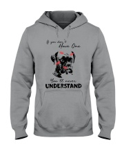 IF YOU DON'T HAVE ONE BOXER Hooded Sweatshirt front