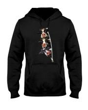 COWS ZIPPER Hooded Sweatshirt front