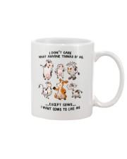 I WANT COWS TO LIKE ME Mug thumbnail