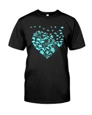 TURTLE HEARTS Classic T-Shirt thumbnail