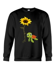 YOU ARE MY SUNSHINE - TURTLE Crewneck Sweatshirt thumbnail