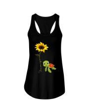 YOU ARE MY SUNSHINE - TURTLE Ladies Flowy Tank thumbnail
